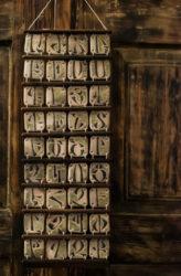 Alphabet/Այբուբեն