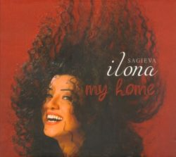 CD, Ilona Sagieva, my home