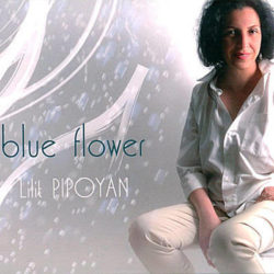 CD, Blue flower, Lilit Pipoyan