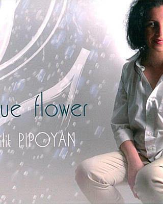 CD, Blue flower, Lilit Pipoyan
