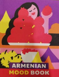 Armenian mood book