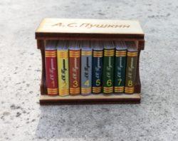 Mini Book: Pushkin
