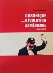 Chronique de la Revolution Armenienne Avril-Mai 2018