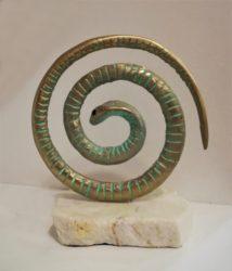 Statue Snake