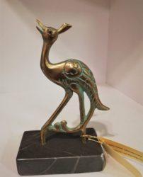 Statue Peacock